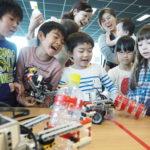 2021年ロボット・プログラミング体験会