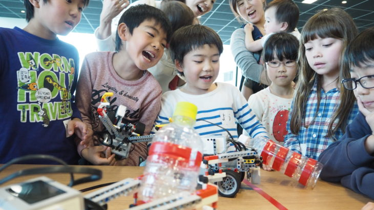 2020年ロボット・プログラミング体験会