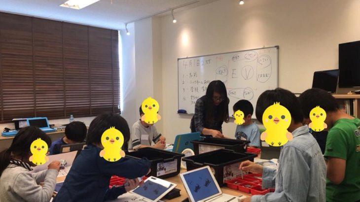 小学生向けロボットプログラミング教室、ロボ団箕面校がスタートしました!